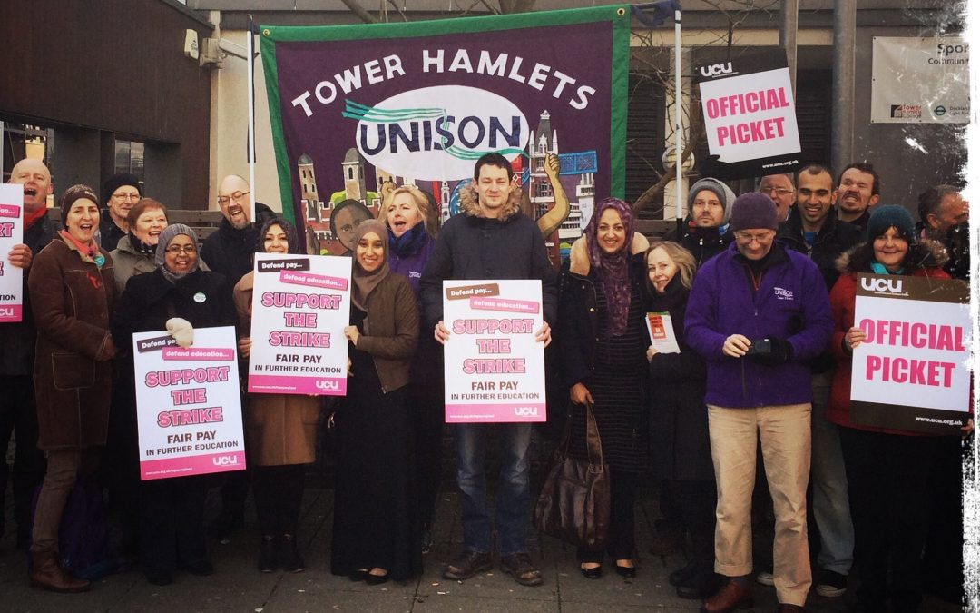 Support Tower  Hamlets Community  Housing Workers
